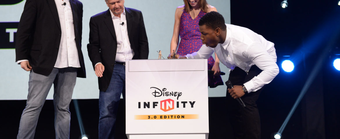 Disney Showcases Upcoming Product Lines at D23 Expo 2015