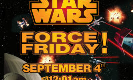 """Toys""""R""""Us Announces Worldwide Midnight Opening Celebration for Force Friday!"""