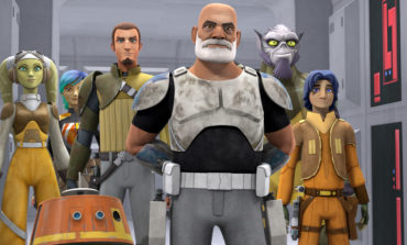 Star Wars Rebels Season Two Preview at New York Comic Con!