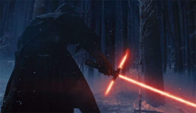 'Star Wars: The Force Awakens' — New Teaser Clip!