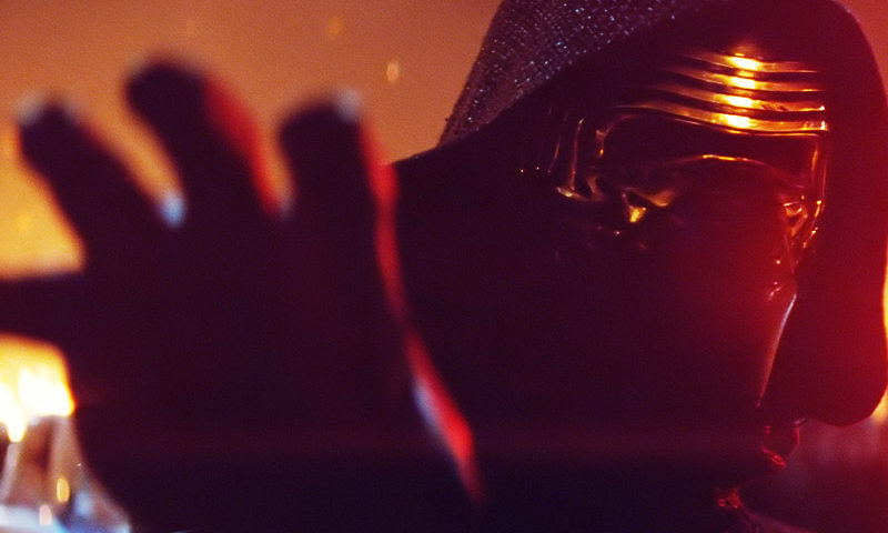 Star Wars: The Force Awakens — New TV Spot Features Kylo Ren! (Spoiler Warning)