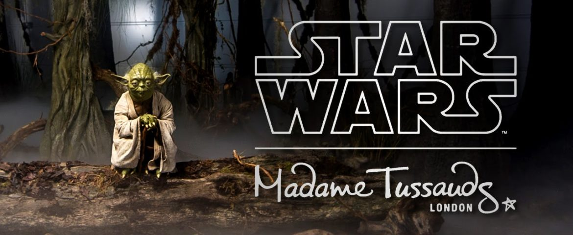 The Force Is Strong With Madame Tussauds  In London