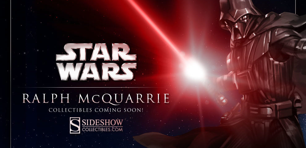 Ralph McQuarrie Star Wars Concept Artist Series — Inside Look from Sideshow Collectibles [Video]