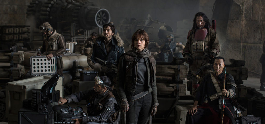At Fan Convention, Rogue One: A Star Wars Story Co-Screenwriter Shares Insights Into the Gig