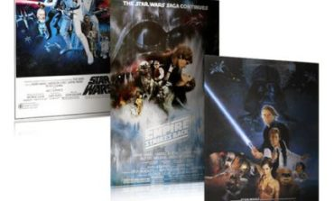 You Could Win Three Original Trilogy Star Wars Posters Signed by Mark Hamill!