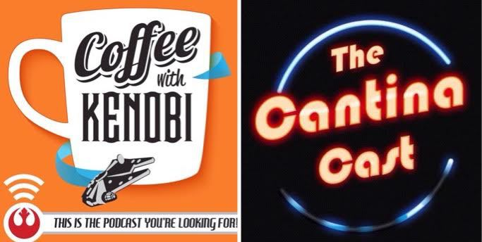 Coffee With Kenobi Joins The Cantina Cast on Their Latest Show