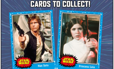Star Wars Insider and TOPPS Unite for Trading Card Exclusives!
