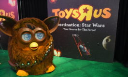 """Force Friday: Photos from Toys""""R""""Us Times Square Event with Steve Sansweet!"""
