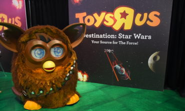 "Force Friday: Photos from Toys""R""Us Times Square Event with Steve Sansweet!"
