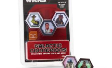 Enter the TOPPS/Coffee With Kenobi Galactic Connexions Giveaway!