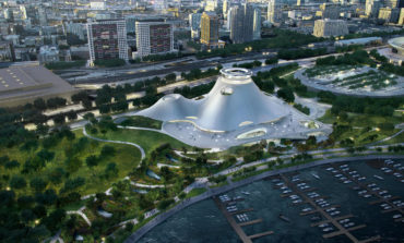 New Proposal Could Help Keep the Lucas Museum of Narrative Art in Chicago
