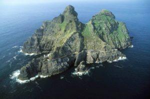 Skellig Michael, Co. Kerry, Ireland Monastic Island