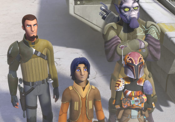 Go Behind-the-Scenes with Star Wars Rebels: Rebels Recon #2.02