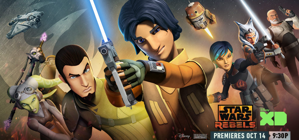Star Wars Rebels — All-New Images and Video!
