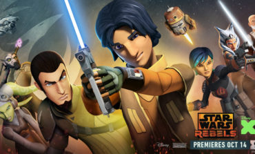 Star Wars Rebels -- All-New Images and Video!