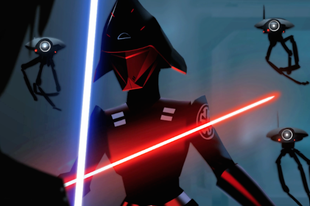 Sarah Michelle Gellar is the New Inquisitor in 'Star Wars Rebels' [Video]