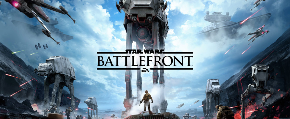 Star Wars Battlefront Launch Trailer! {Video}