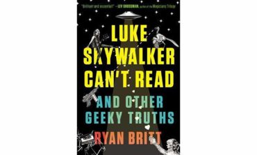Interview with Ryan Britt, Author of 'Luke Skywalker Can't Read and Other Geeky Truths'