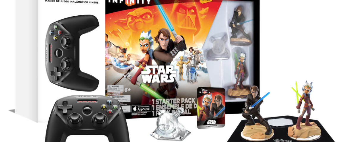 Disney Infinity 3.0 Edition Launches for Apple TV