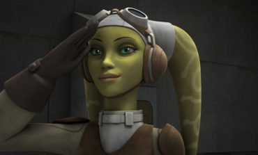 "Hera Takes Center Stage In All New Episode of ""Star Wars Rebels"""