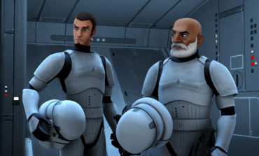 "Star Wars Rebels: Previews and All-New Images for ""Stealth Strike"""