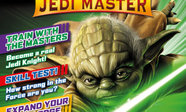 Introducing the All-New Star Wars Jedi Master Magazine!