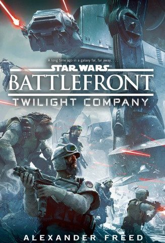 Star Wars Book Review — Battlefront: Twilight Company