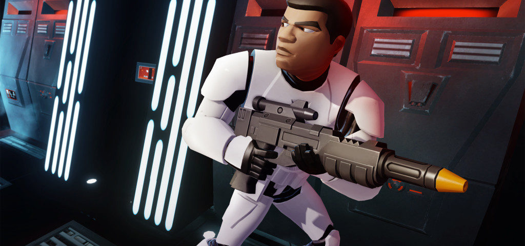 Expand Your 'Star Wars: The Force Awakens' Experience with Disney Infinity 3.0 Power Discs!
