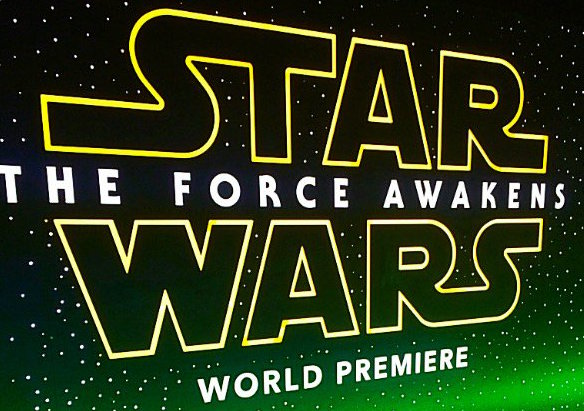 'Star Wars: The Force Awakens' World Premiere Red Carpet Event [Video]