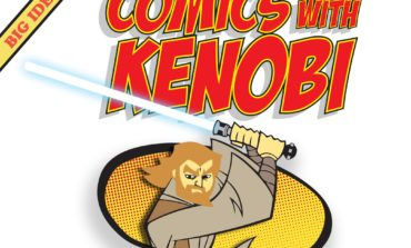 Comics With Kenobi #32