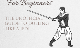Lightsaber Combat Book Teaches How To Be a Real Life Jedi