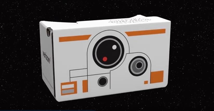 CWK Giveaway! Enter to Win Star Wars Google Cardboard Viewers!