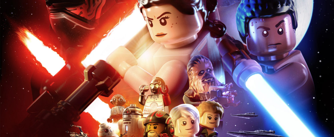 Announcing LEGO Star Wars: The Force Awakens!