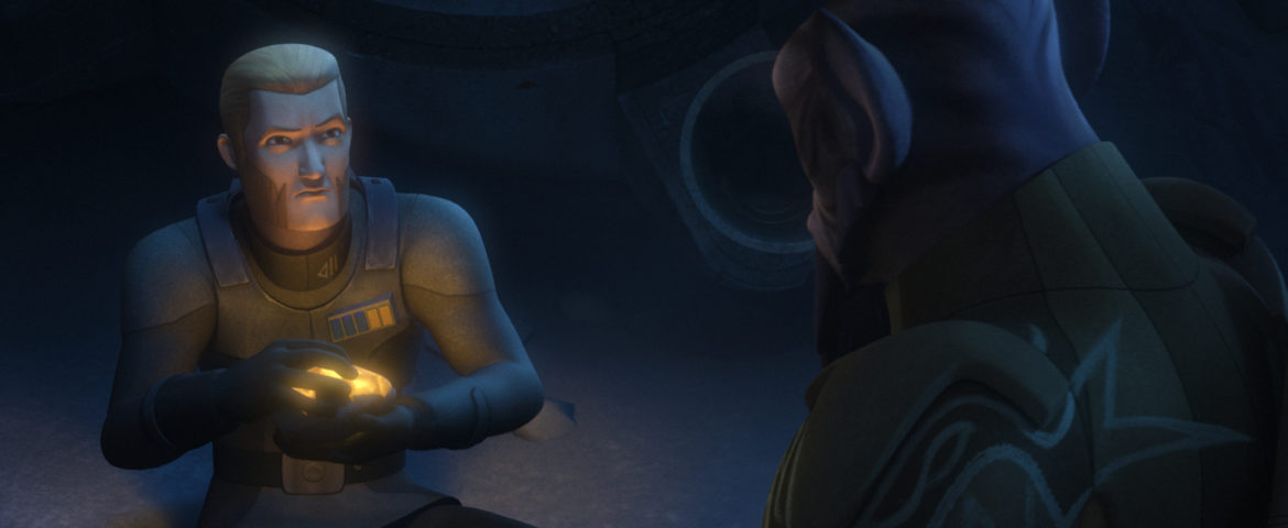 "STAR WARS REBELS ""The Honorable Ones"" – New Images and Clip!"
