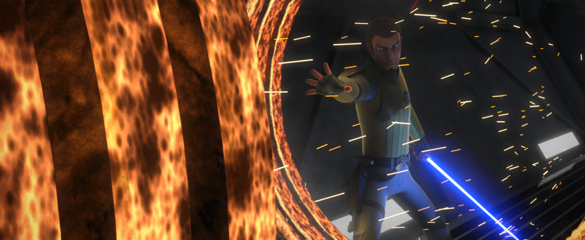 "Star Wars Rebels ""Homecoming"" – New Images and Clip Available"