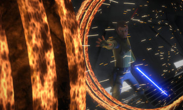 "Star Wars Rebels ""Homecoming"" - New Images and Clip Available"