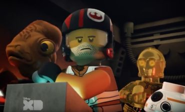 'LEGO Star Wars: The Resistance Rises' Debuts Monday 2/15 on Disney XD