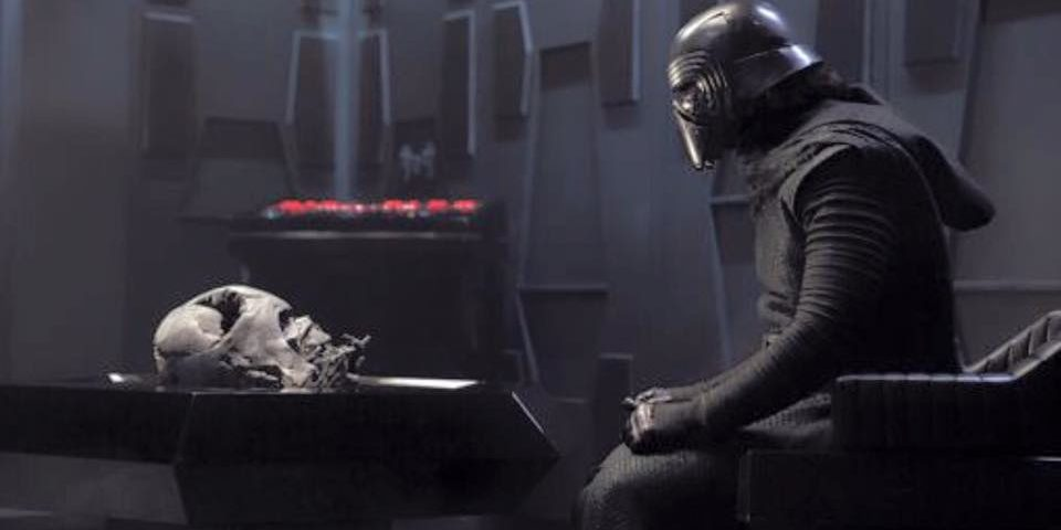 Kylo Ren and Darth Vader: When Hero Worship Goes Too Far