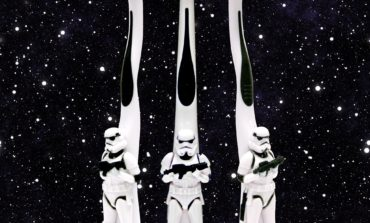 New Stormtrooper Toothbrush Sets Sights on Cavities