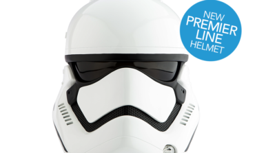 Pre-Orders Open for the Premier Line First Order Stormtrooper Helmet from ANOVOS