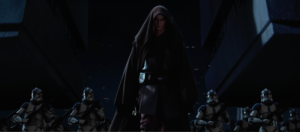 Darth Vader storms the Jedi Temple -- Star Wars: Revenge of the Sith