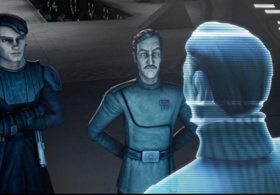 """Coffee and The Clone Wars 1: """"Cat and Mouse"""" (2:16)"""