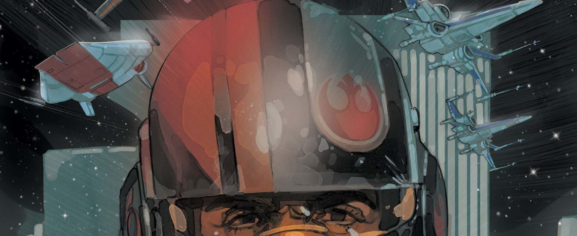 Get Your First Look Inside Star Wars: Poe Dameron #1, Coming This April!
