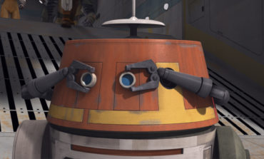 "STAR WARS REBELS -- New Clip and Images for ""The Forgotten Droid"""
