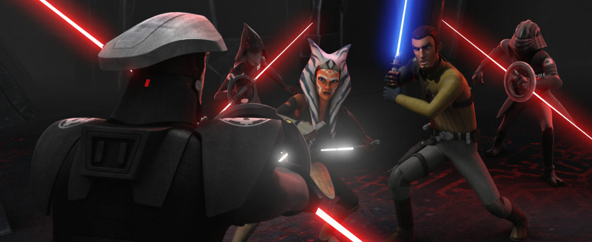 "STAR WARS REBELS – ONE-HOUR SEASON TWO FINALE ""Twilight of the Apprentice: Part I and II"" – New Clip and Images"