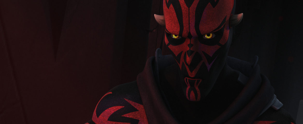 """Go Behind-the-Scenes with Star Wars Rebels: Rebels Recon for """"Twilight of the Apprentice: Part I and II"""""""