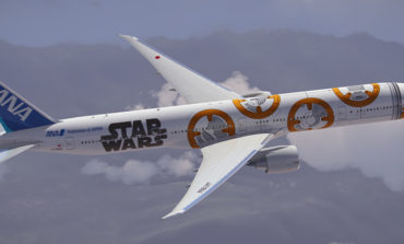 First International Flight Date Set for BB-8 ANA JET; Enter the BB-8 ANA Jet Sweepstakes!