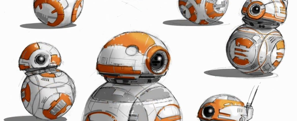 Star Wars: The Force Awakens – Behind the Scenes and Around the World with BB-8