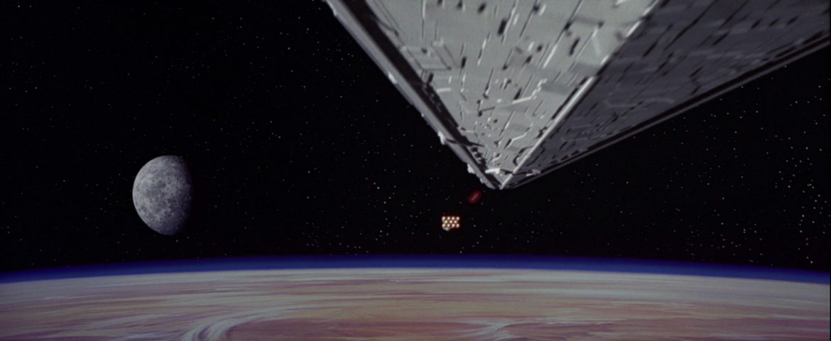 Imperial Star Destroyers in the Original Trilogy — A Guest Blog by Jay Stobie