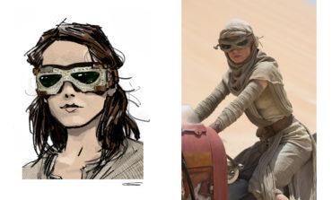 New 'Star Wars: The Force Awakens' Bonus on iTunes -- 'Dressing the Galaxy'